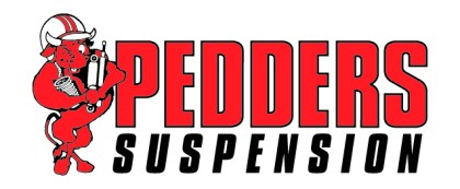 Pedders Sport Ryder Rear Shock Ford Mustang S550 (2015-2020)