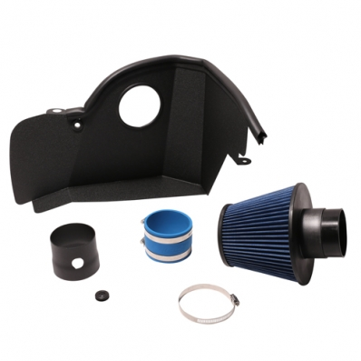 BBK S550 Mustang EcoBoost Black Cold Air Intake System (2015-2017)