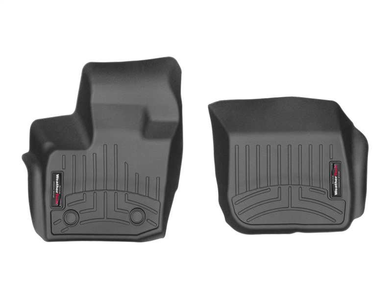 WeatherTech Ford Fusion Front Floorliner - Black (2017-2018)