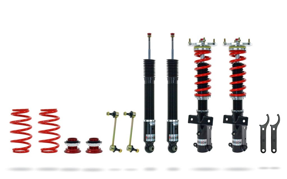 Pedders Extreme Xa Coilover Kit  Ford Mustang S197 (2005-2014)