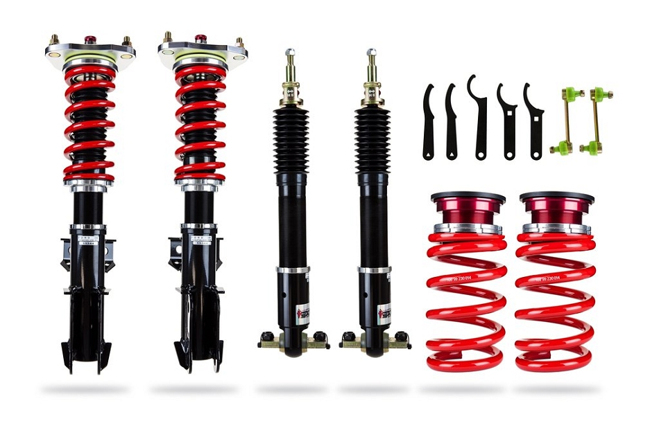 Pedders Mustang Extreme Xa Coilover Kit (2015-2020)