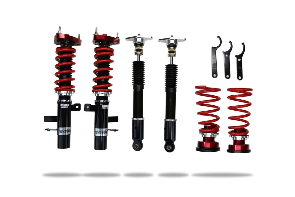 Pedders Extreme Xa Coilover Kit - Ford Focus RS (2016+)