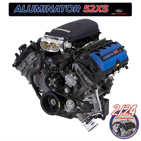 Ford Performance Mustang 5.2 Aluminator XS Crate Engine