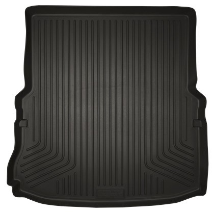 Husky Liners Ford Explorer WeatherBeater Black Rear Cargo Liner (Folded 3rd Row) (2011-2012)