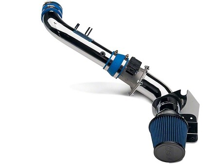 BBK Mustang GT Chrome Finish Cold Air Intake (1996-2004)