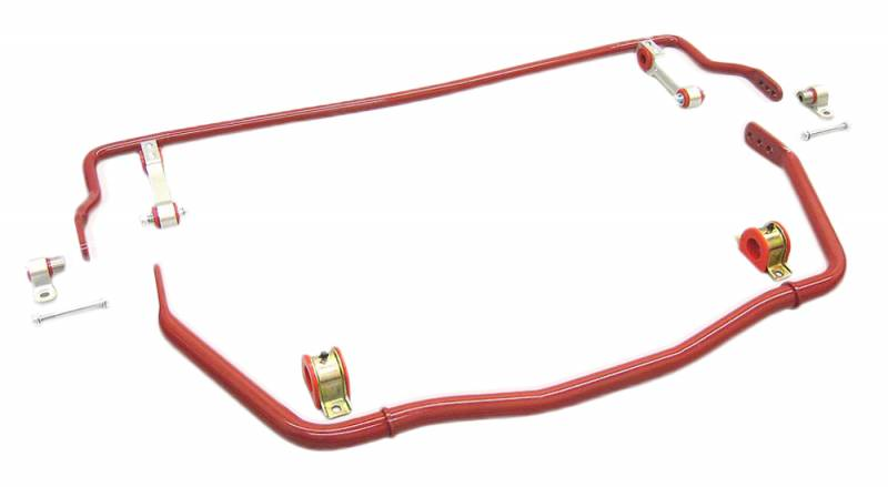 Eibach Mustang Front and Rear Sway Bar Anti-Roll-Kit (2011-2014)