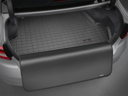 WeatherTech  Ford Explorer Cargo Liner w/ Bumper Protector - Black (2011-2019)