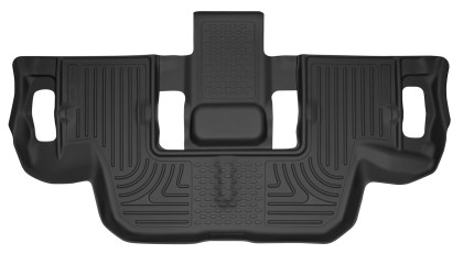 Husky Liners Ford Explorer X-Act Contour Third Row Seat Floor Liner - Black (2011-2016)