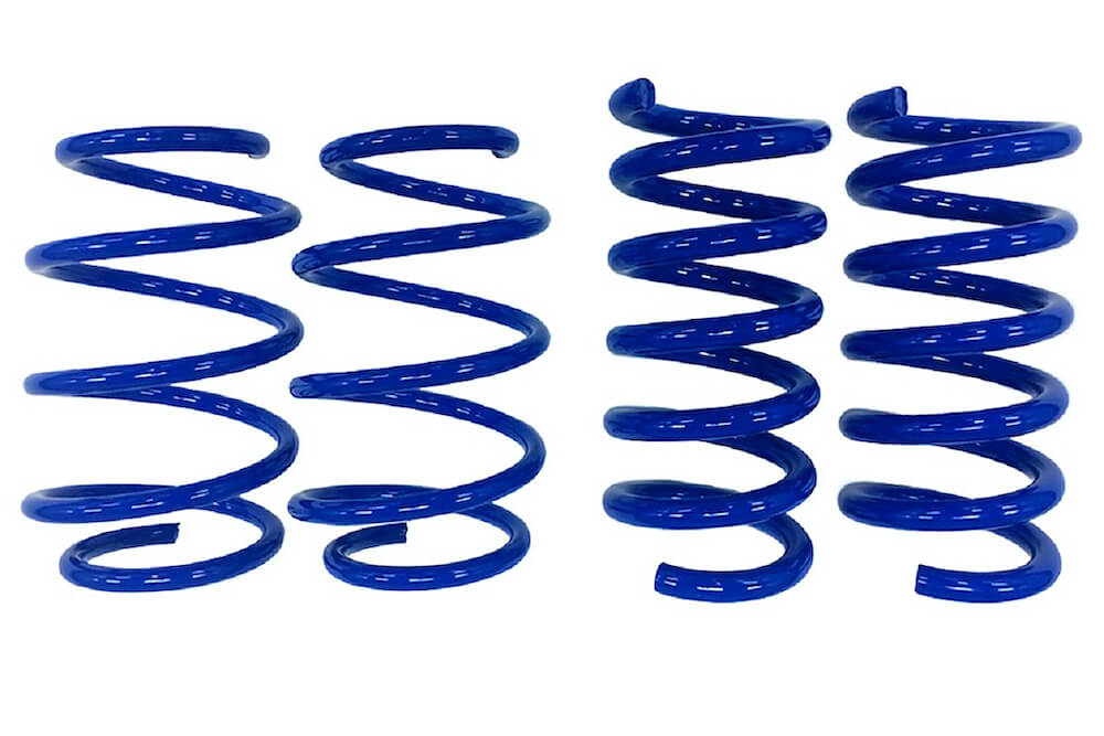 Steeda S550 Mustang Drag Springs - Linear (15-18 GT)