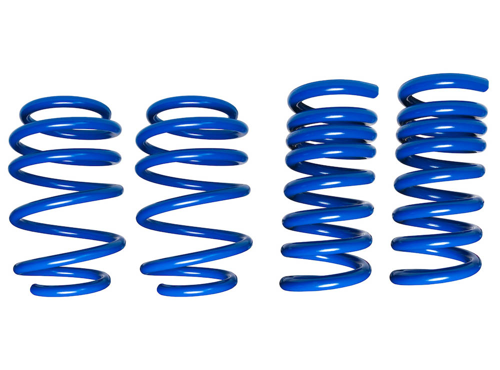 Steeda S550 Mustang Competition Dual Rate Springs (2015+)