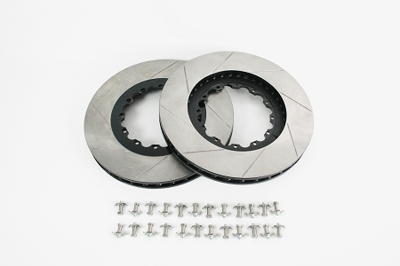 Steeda Two-Piece Rotor Service Kit 352mm x 32mm (2015-2021)
