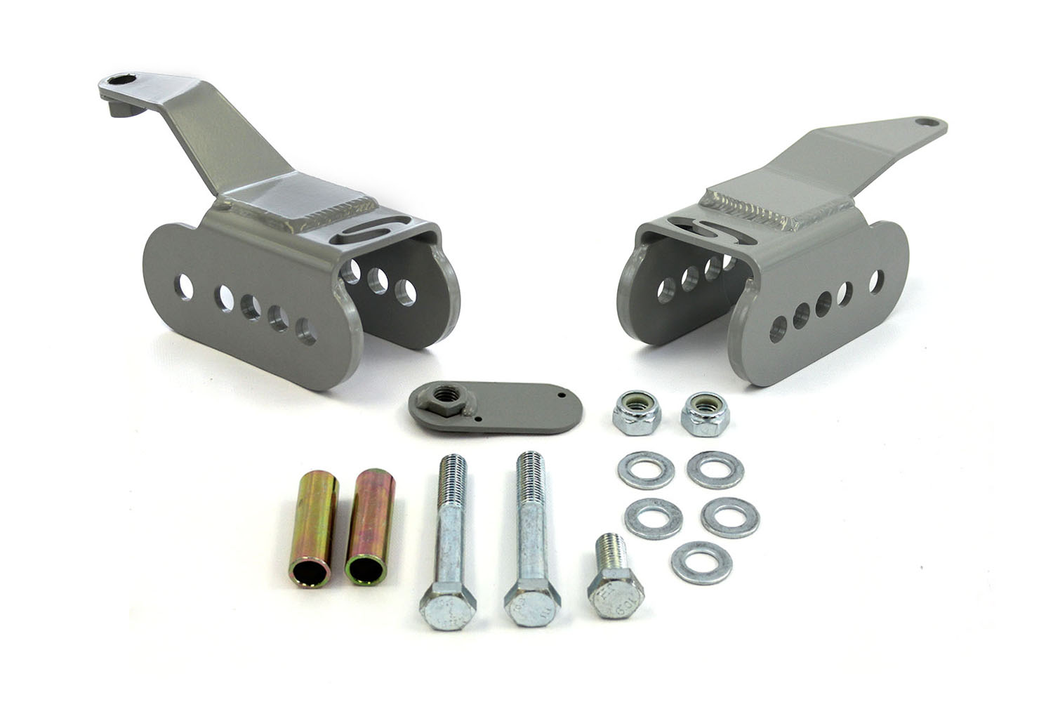 Steeda Mustang Lower Control Arm Relocation Brackets (2005-2014)