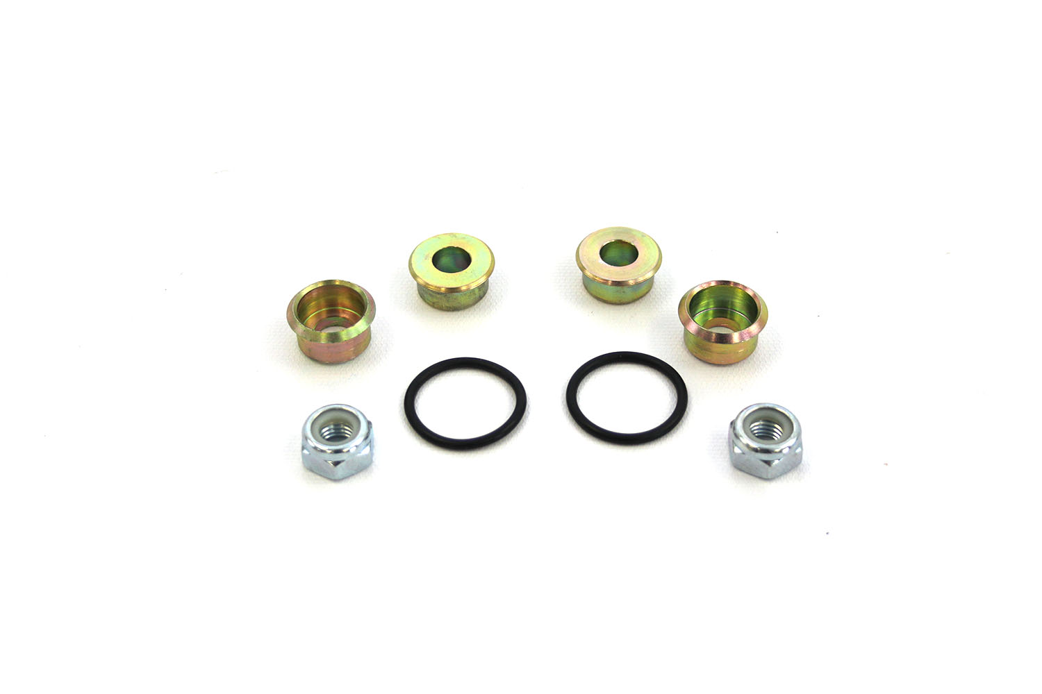 Steeda S550 Mustang 12mm Spacer Kit for Billet Rear Shock Mounts All (2015-2021)