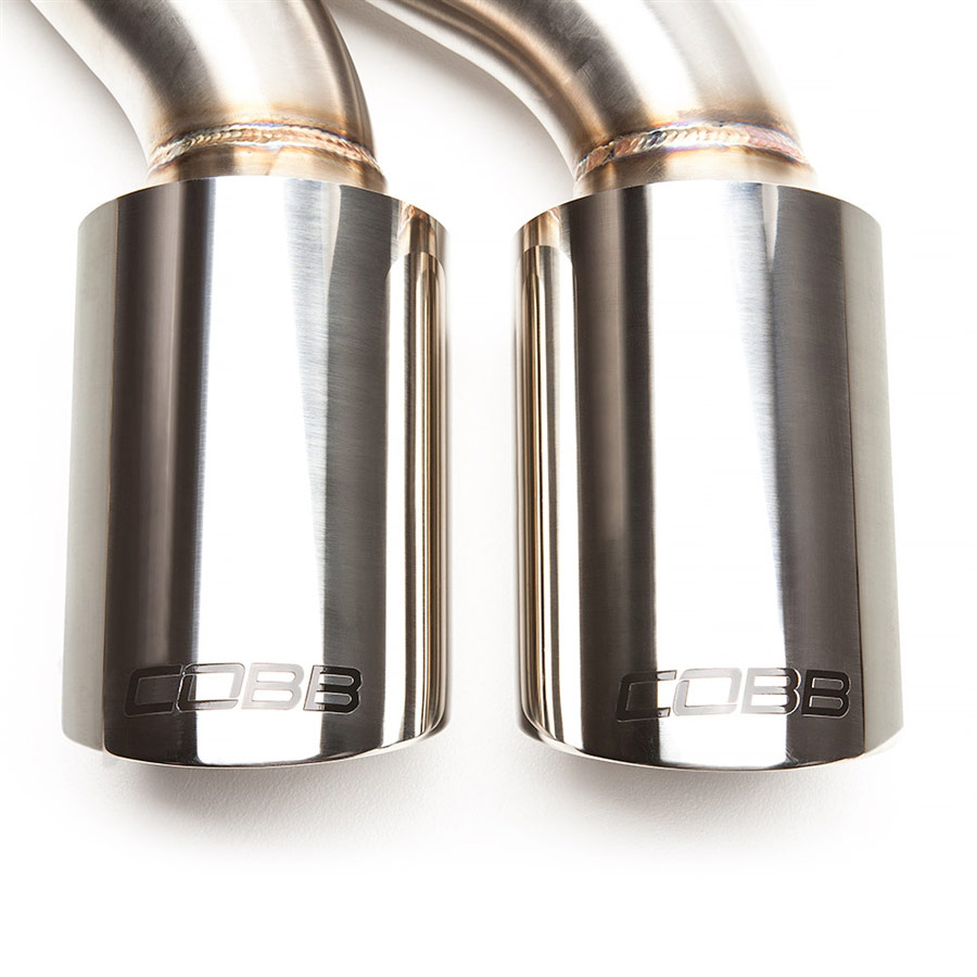 Cobb Focus Cat Back 3 Quot Stainless Steel Exhaust System W 4