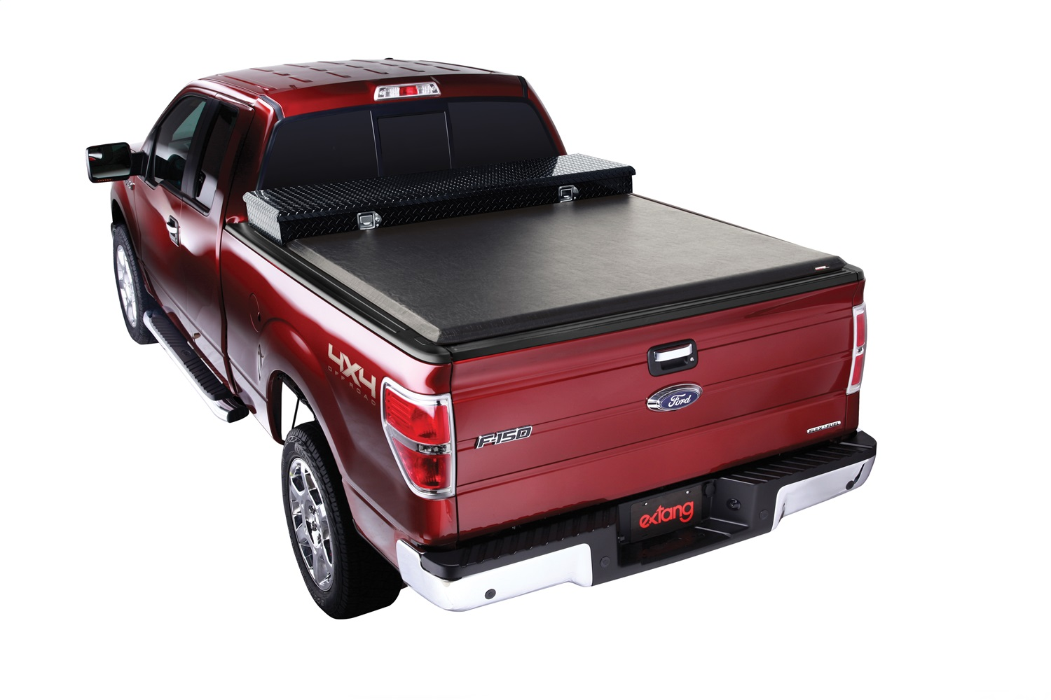 Extang Express Tool Box Tonno 2015 2017 F150 8 Ft Bed Tonneau Cover Tool Box Not Included 60485 Steeda