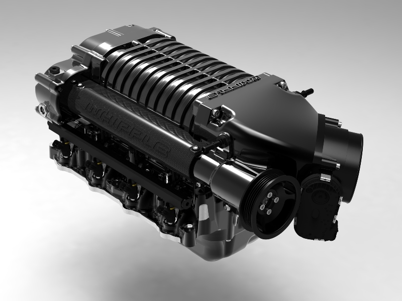F-150 Coyote Whipple Supercharger