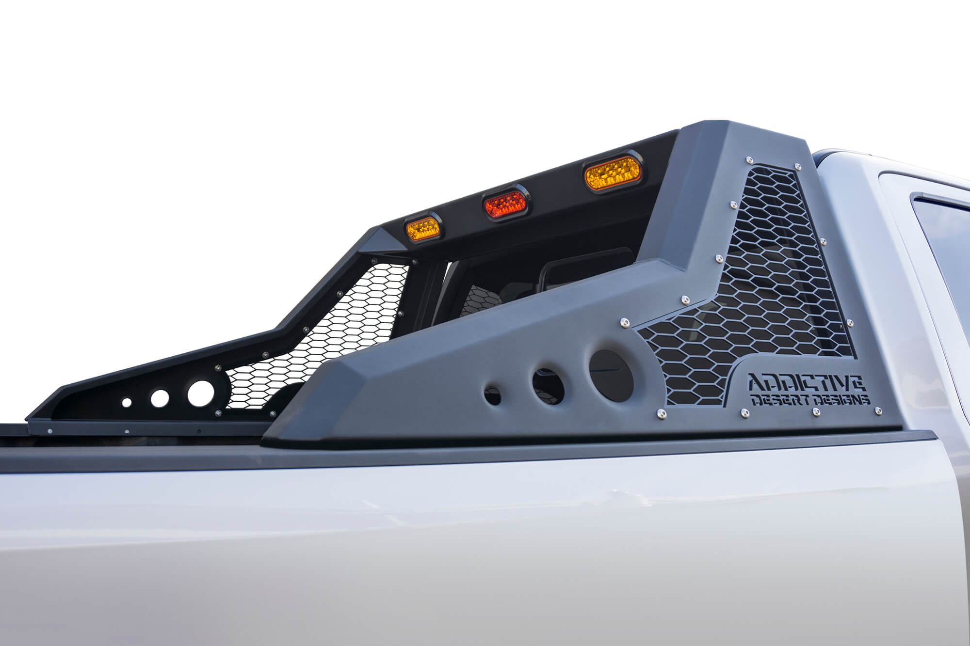 Addictive Desert Designs Super Duty Honey Badger Chase Rack Base (1999-2019)