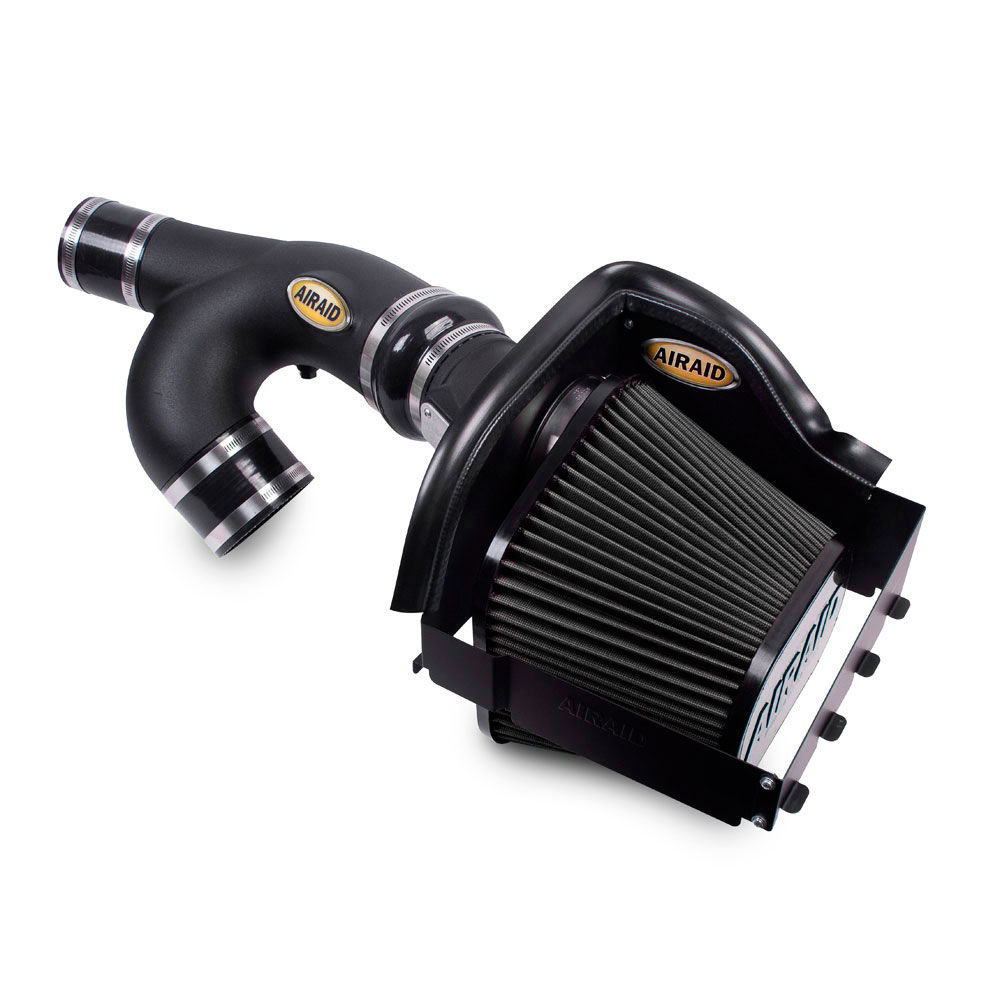 AIRAID Intake System F-150 3.5L Ecoboost Dry/Black Filter (2011-2014)