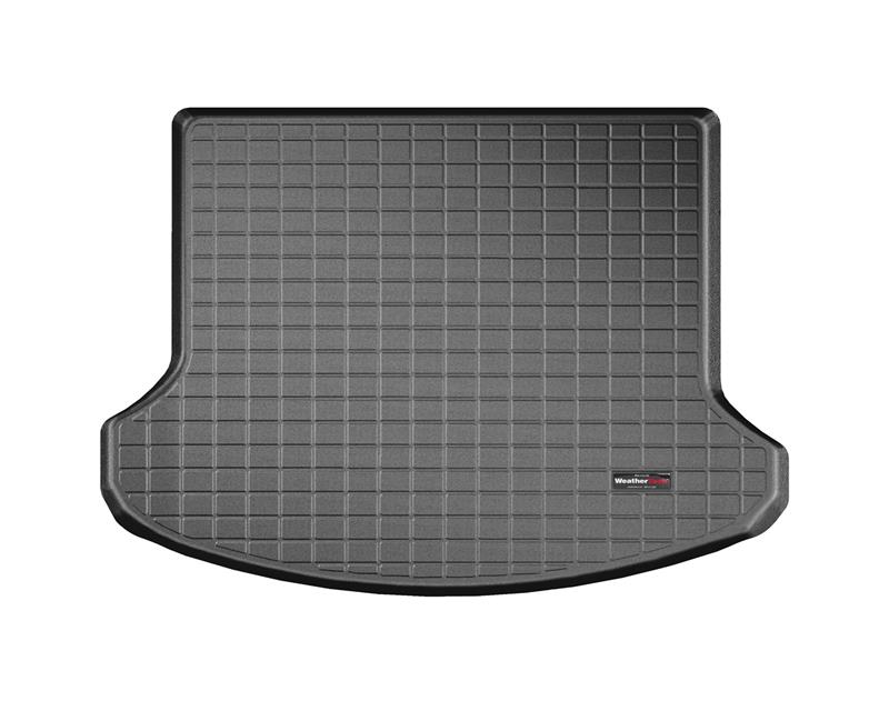 WeatherTech Mustang Black Cargo Liner - w/o Shaker Audio with Subwoofer (2015-2020)