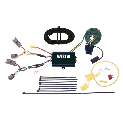 Westin Ford Explorer T-Connector Harness - Black (2011-2015)