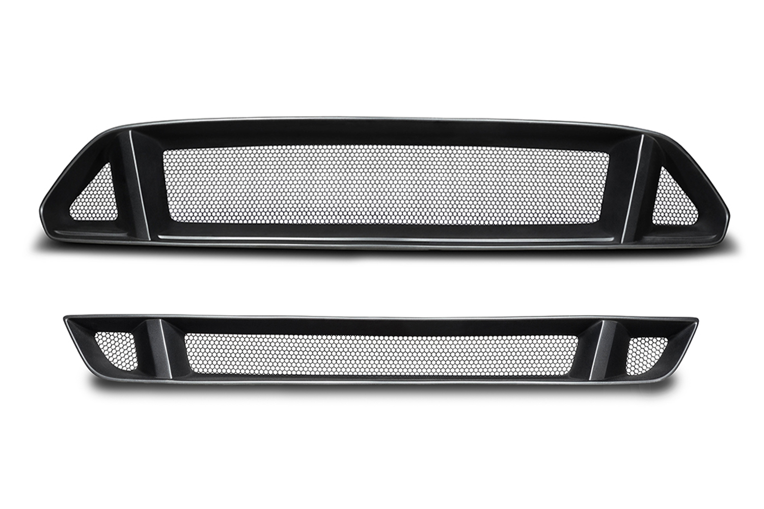 Cervini's C-Series Mustang Upper & Lower Grille Kit (2015-2017)