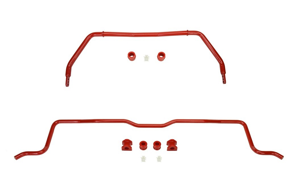 Pedders Sway Bar Kit - F/R - Mustang (2005-2014)