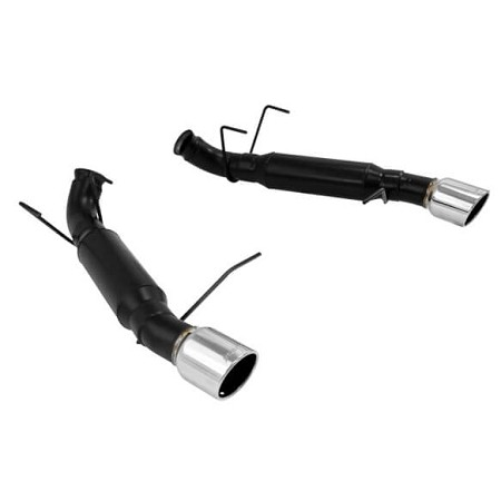 Flowmaster Mustang Outlaw Axle-Back Exhaust System 409S - Dual Rear Exit (2011-2012)