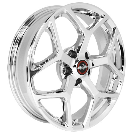 Race Star Mustang 95 Recluse Chrome Wheel - 17x10.5 (2015-2021)