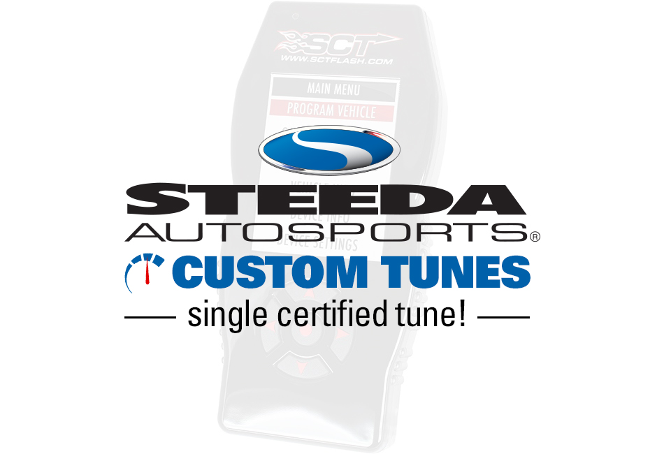 Steeda Certified Focus Custom Tune (2000-2012 Focus, 2013-2018 Focus ST)