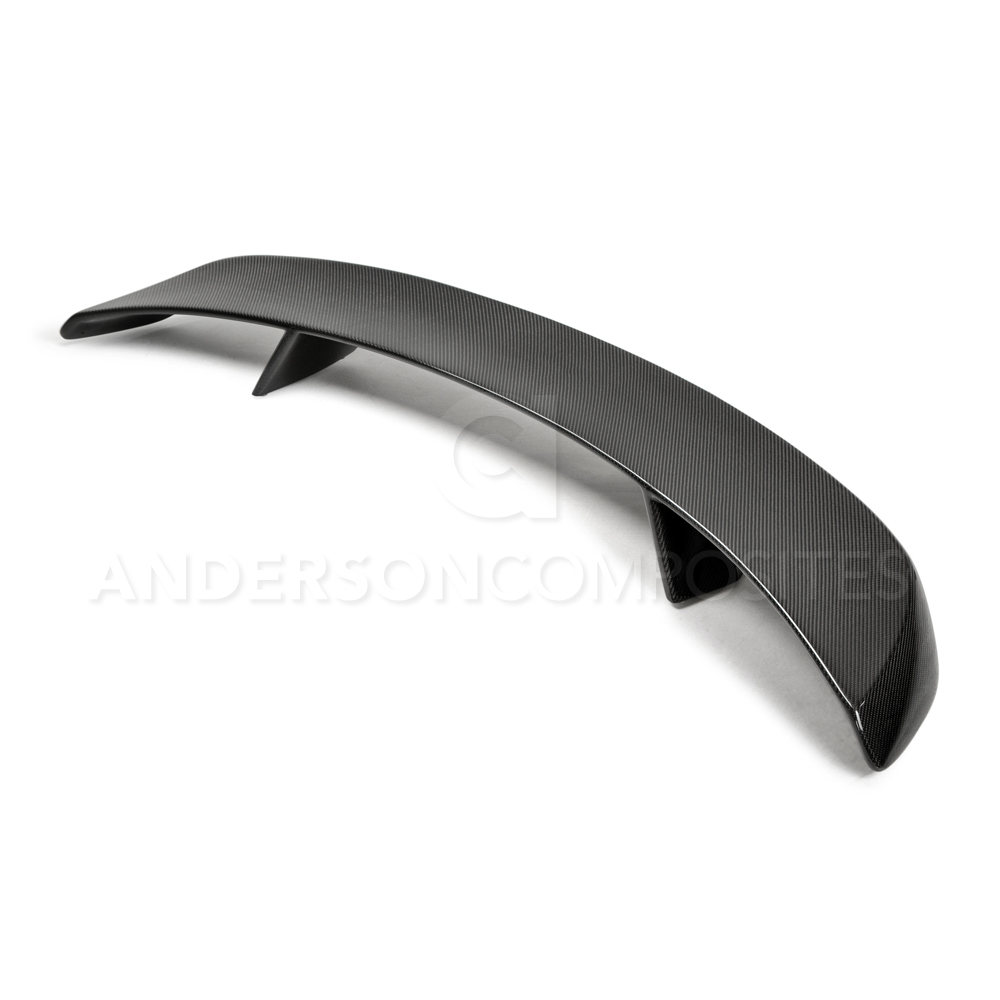 Anderson Composites Ford Mustang Type-AT Carbon Fiber Rear Spoiler (2015-2020)