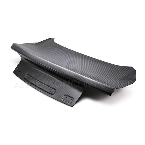 Anderson Composites Ford Mustang OFF ROAD USE ONLY Type-OE Dry Carbon Decklid  (2015-2020)
