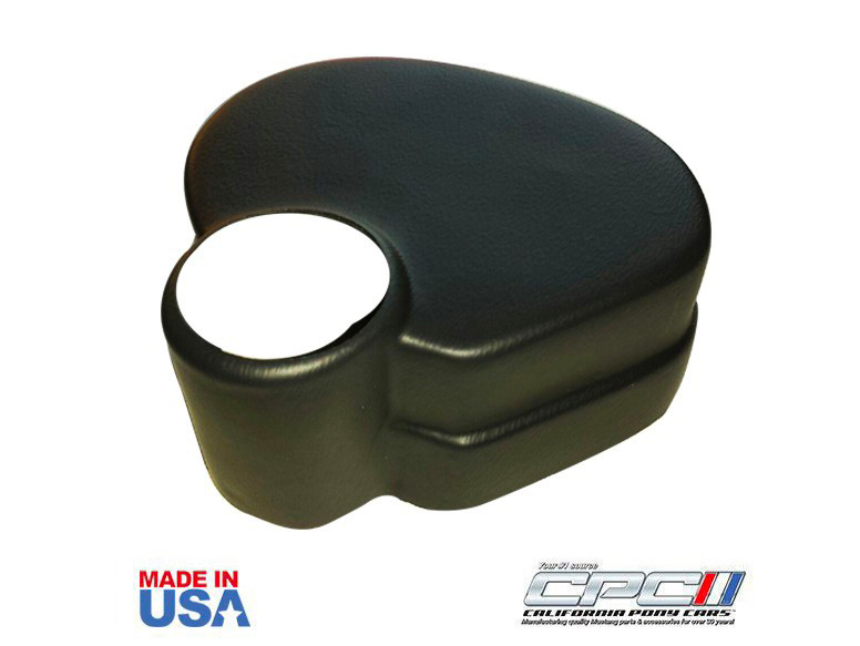 California Pony Cars Mustang Brake Master Cylinder Cover (2015-2020)