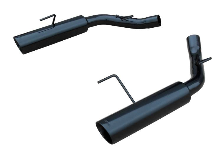 Pypes Mustang Pype-Bomb Axle-Back Exhaust (2005-2010 GT, GT500)