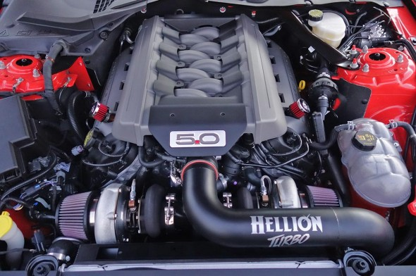 Hellion Power Systems Mustang GT Twin Turbo System (15-17)