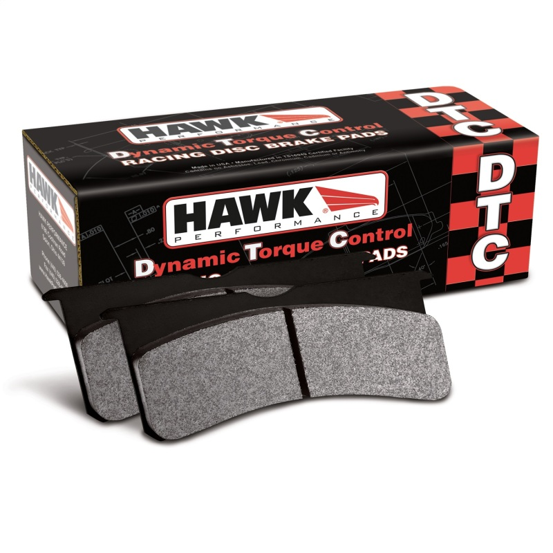 Hawk Shelby GT350 DTC-30 Rear Race Pads (2015-2019)