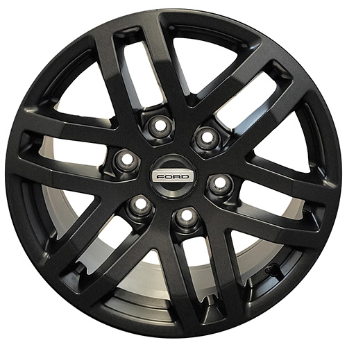 Ford Performance Ranger Raptor Dyno Gray 6 Spoke Wheel -  4WD (2019)