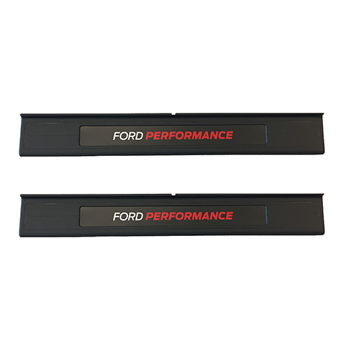 Ford Performance Mustang Sill Plate Set (2015-2021)