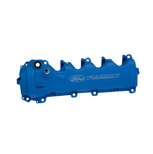 Ford Performance PAIR Blue Coated 3-Valve Cam Covers