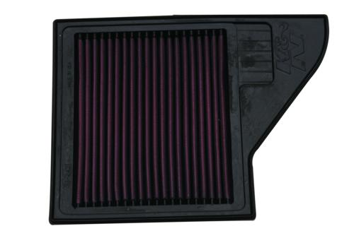 Ford Performance Mustang K&N High Flow Panel Air Filter (2010-2014)