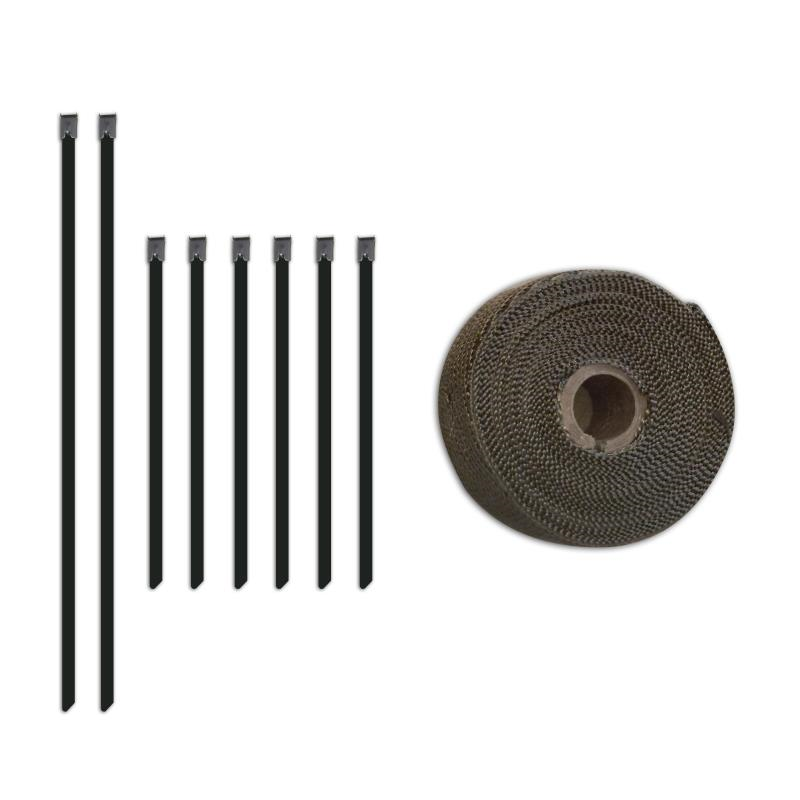 Mishimoto Exhaust Heat Wrap Set (1979+)