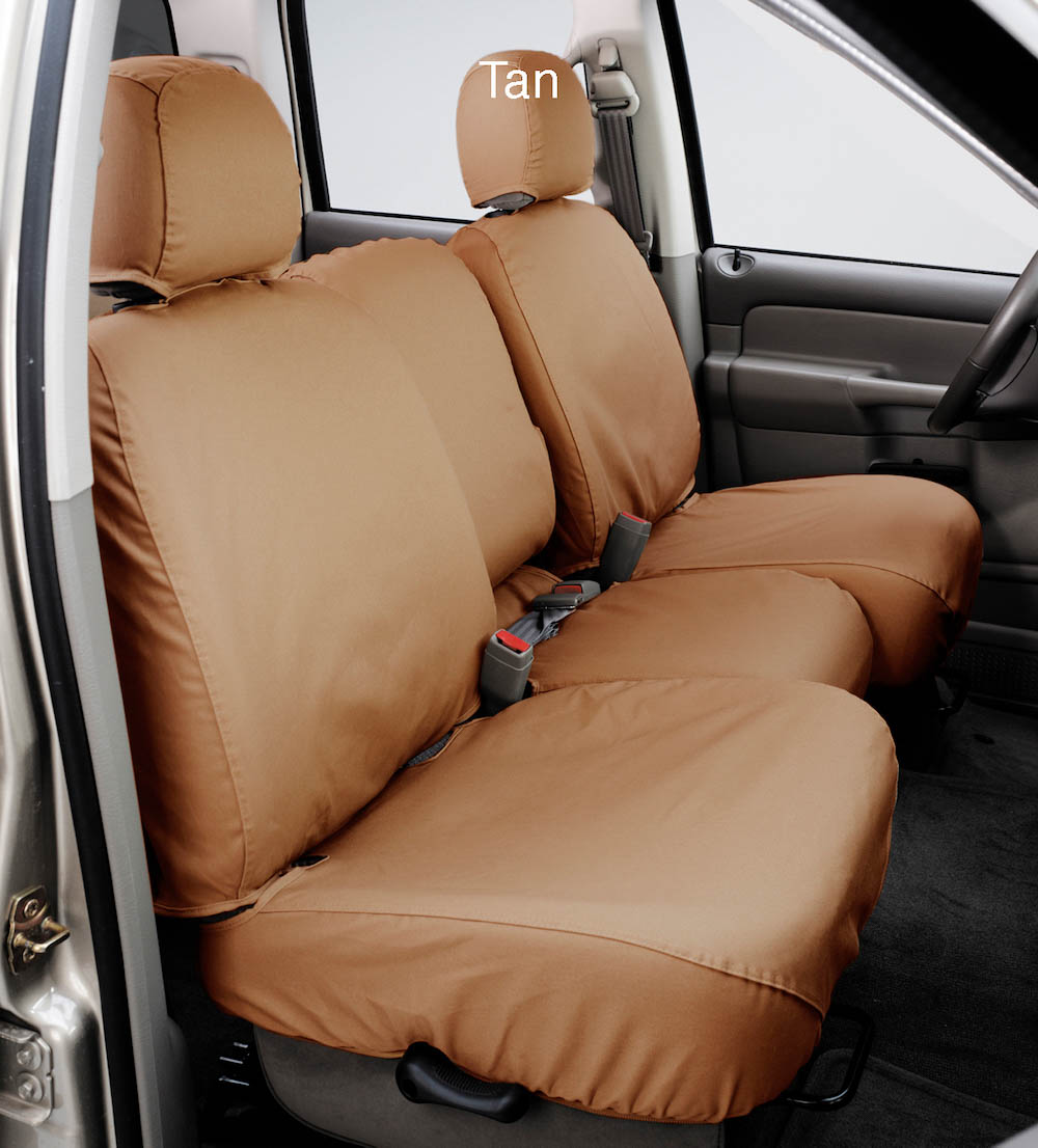 in fh set p pu premium x covers grays leather full bench seat group split