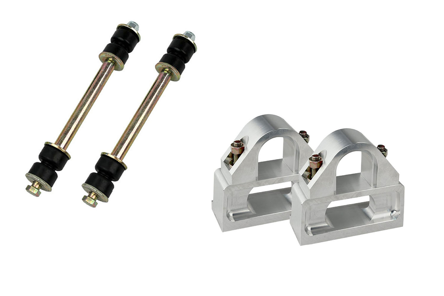 Sway Bar Endlinks & Mounts