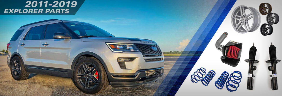 Ford Explorer Parts and Accessories