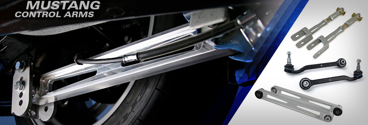 Mustang Lower Control Arms
