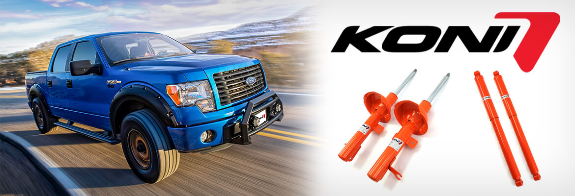 KONI Shock Absorbers At Steeda