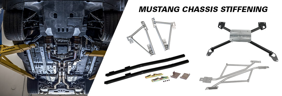 Mustang Chassis Stiffening-Parts