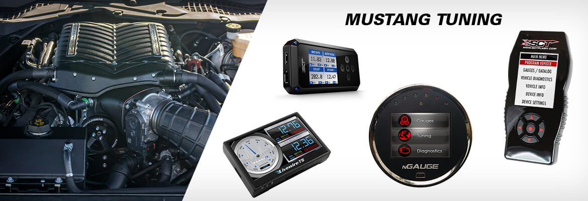 Mustang Tuning Products