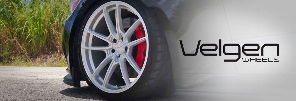 Velgen Wheels At Steeda