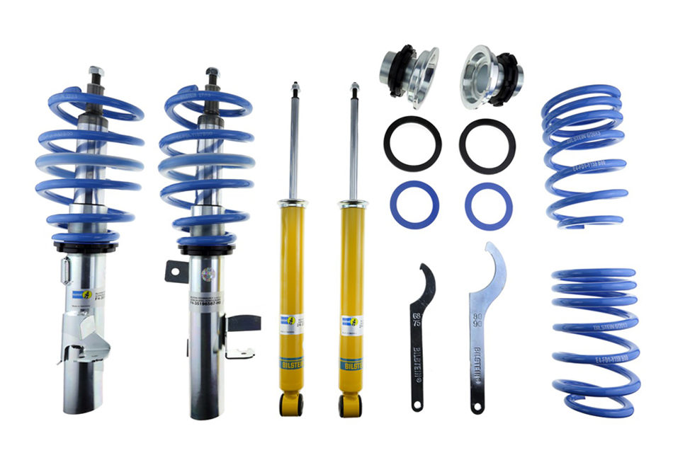 Ford Fiesta Suspension; Fiesta; Steeda carries a wide selection of suspension products for the Ford Fiesta.