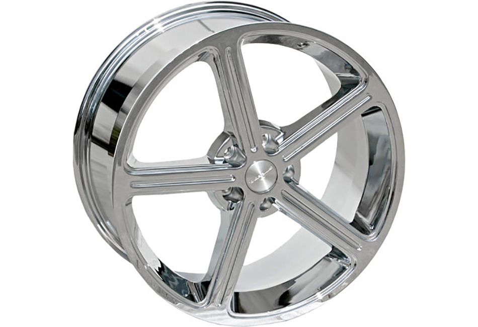 Steeda Ultra-Lite Mustang Wheel - Chrome - 20x9.5 (05-14) DISCONTINUED